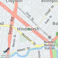 Hindmarsh map