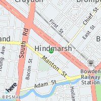 Hindmarsh map