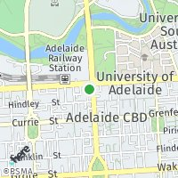 Adelaide Registry map