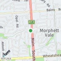 Anglicare SA Morphett Vale map