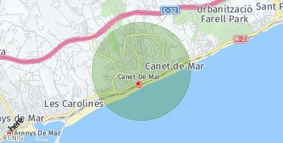 Escalera Para Módulo Camping En Canet De Mar Barcelona De