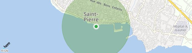 Carte de Terre Sainte
