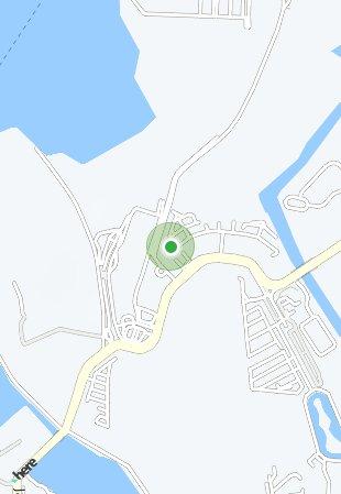 Peta lokasi RKM Tanjung Bunga
