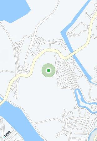 Peta lokasi The Mansion at RKM Tanjung Bunga