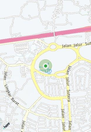 Peta lokasi Ruko Elevee Promenade
