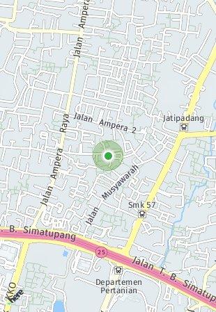 Peta lokasi Semaya Living