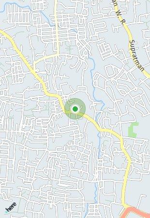 Peta lokasi Clarity House