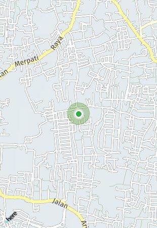 Peta lokasi Providence House