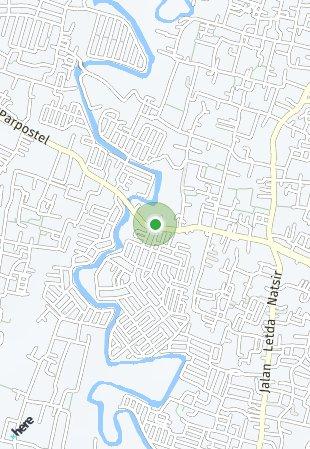 Peta lokasi Anabuki Residence