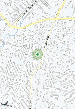 Peta lokasi Griya Mitra Cimuning