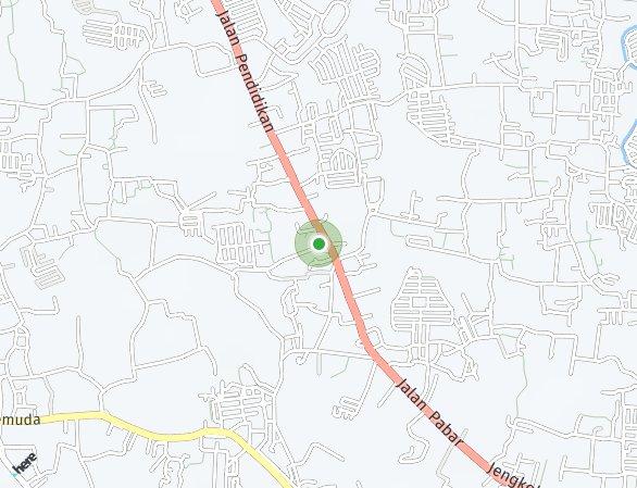 Peta lokasi Ayama