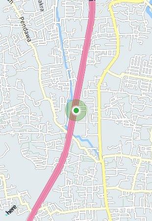Peta lokasi D'Golden