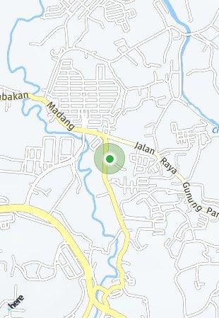 Peta lokasi Jagathi Resort