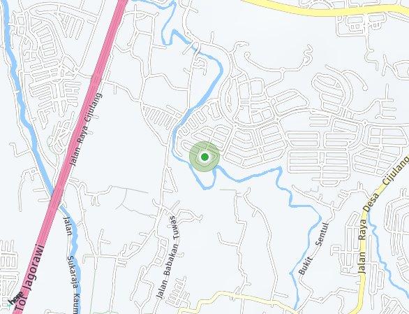 Peta lokasi Sanctuary Collection