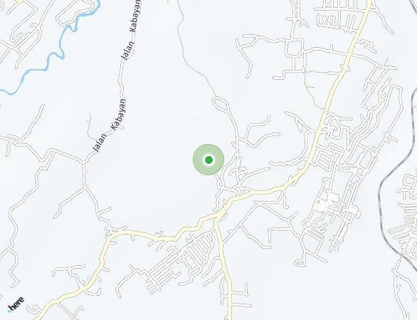 Peta lokasi River Valley
