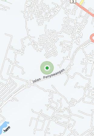 Peta lokasi Cluster Tatar Simakirana at Kota Baru Parahyangan