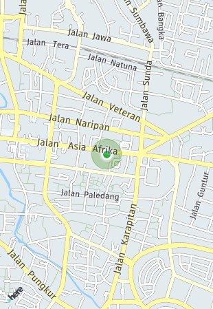 Peta lokasi HQuarters