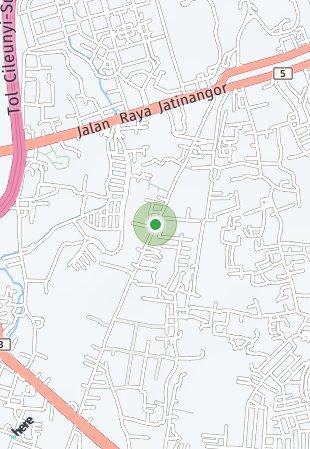 Peta lokasi Wangsa Rajasa