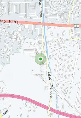 Peta lokasi Cluster Tatar Wangsakerta 2 at Kota Baru Parahyangan