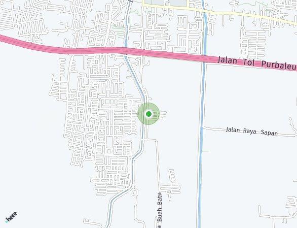 Peta lokasi Rajasanagara Ciwastra