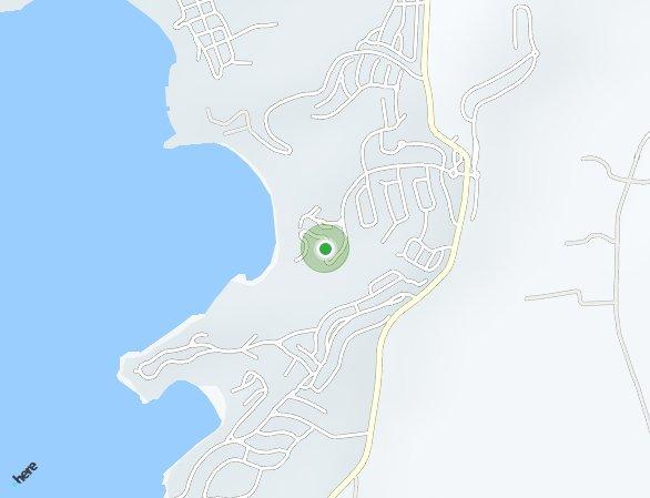 Peta lokasi Yanarra Seaside Residences and Marina