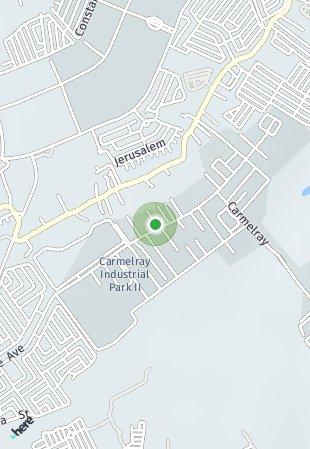 Peta lokasi Sentosa