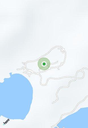 Peta lokasi Pico de Loro