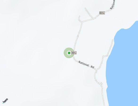 Peta lokasi Camella Dos Rios Trails