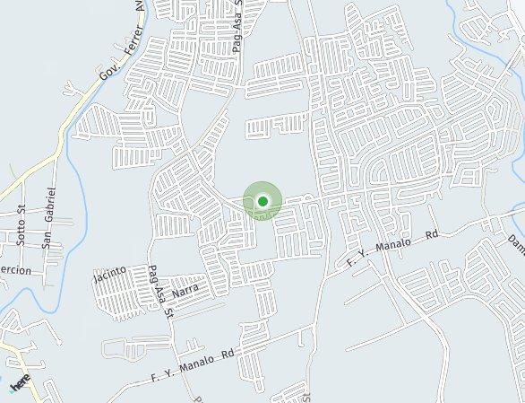 Peta lokasi Westwood Phase 4