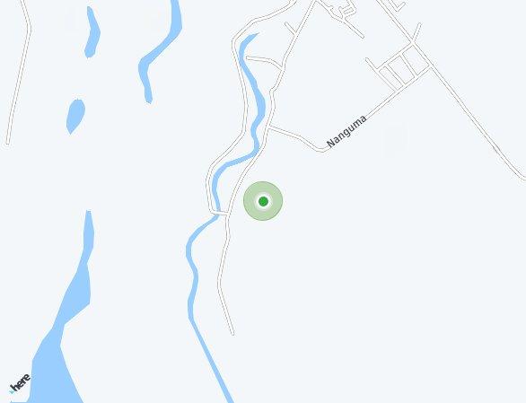 Peta lokasi Alabang West
