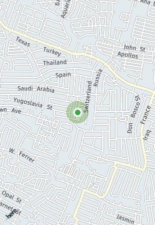 Peta lokasi Lancris Residences