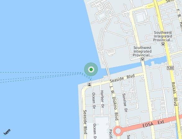 Peta lokasi Mi Casa