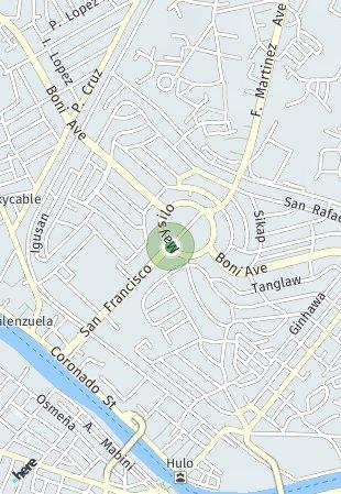 Peta lokasi Buenconsejo