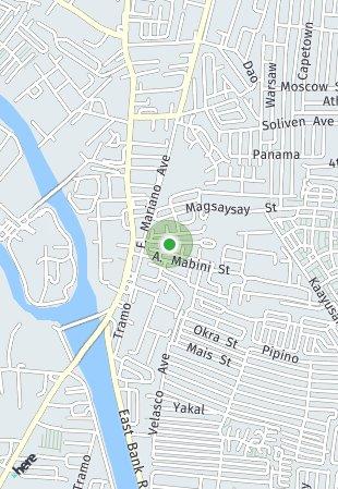 Peta lokasi Acacia Escalades