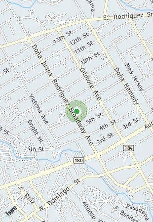 Peta lokasi Boston