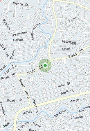 Peta lokasi Brownswiss