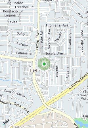 Peta lokasi Victoria Heights