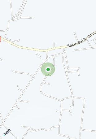 Peta lokasi Azure Urban Resort Residences