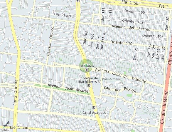 Peta lokasi Francisco del Paso Residencial