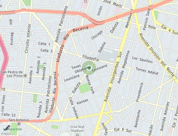 Peta lokasi Blendhouse