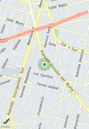 Peta lokasi Amaya