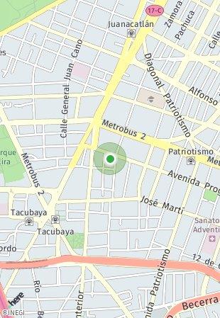 Peta lokasi Progreso