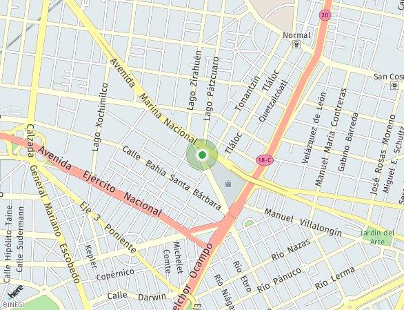 Peta lokasi Distum