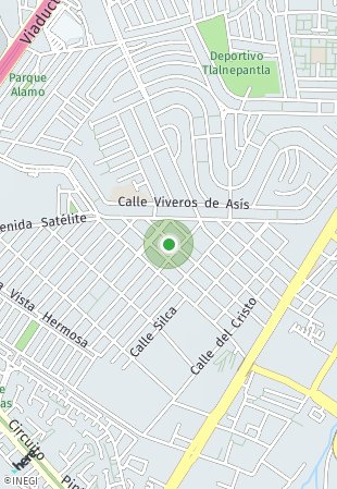 Peta lokasi Satelite Ancora
