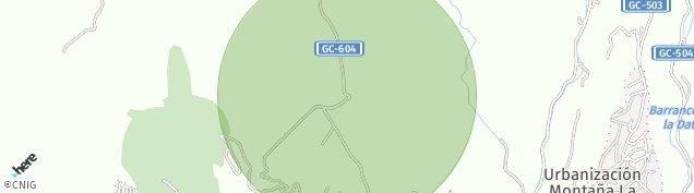 Mapa Calderin