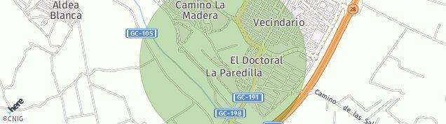 Mapa La Paredilla