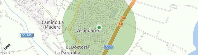 Mapa San Pedro Martir