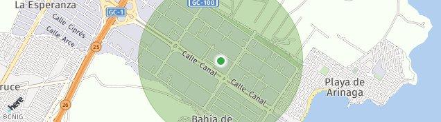 Mapa Balos