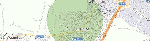 Mapa Los Llanos