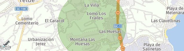 Mapa Lomo Cementerio